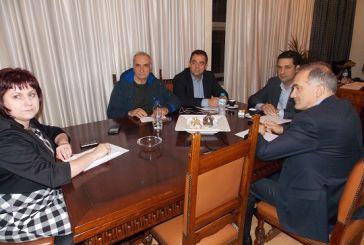 Σε εξέλιξη η σύσκεψη βουλευτών με δήμαρχο για το Πανεπιστημιο
