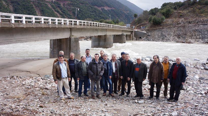 Δράσεις για την ανακατασκευή της θρυλικής Γέφυρας Κοράκου- Στην ατζέντα και τα γεφυρια του ορεινού Βάλτου