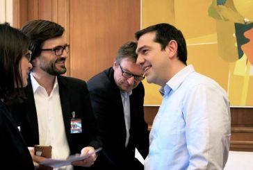Τσίπρας  «Η ΕΚΤ έχει βάλει θηλιά στο λαιμό της Ελλάδας»