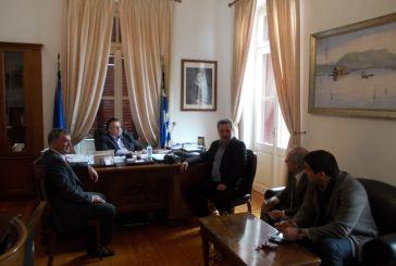 Μεσολόγγι και Ανδραβίδα-Κυλλήνη σε διαρκή συνεργασία