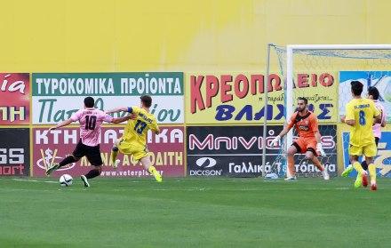 Παναιτωλικός- Κέρκυρα 0-1