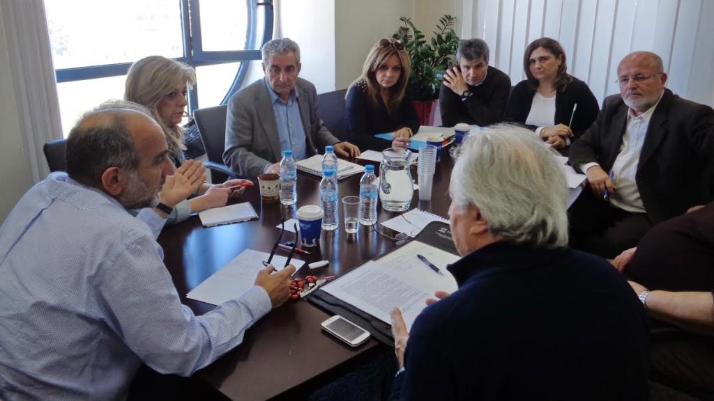 Στόχος η αποκατάσταση των ζημιών μέσω του Ταμείου Αλληλεγγύης της Ε.Ε.