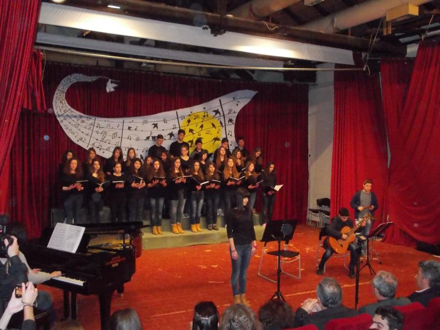 Πέτυχε το 2ο φεστιβάλ μαθητικών χορωδιών ελληνικού τραγουδιού