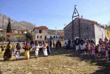 Εορτασμός του Αγίου Γεωργίου στο Αρχοντοχώρι