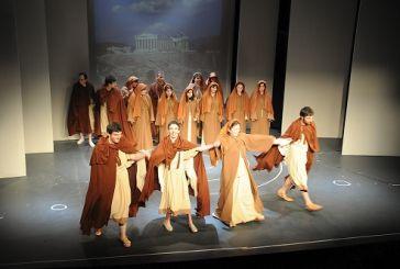 Κέρδισε το χειροκρότημα η θεατρική παράσταση του «Παναγία Ελεούσα»