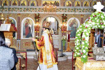 Η εορτή του Αγίου Γεωργίου στην Καμαρούλα Αγρινίου