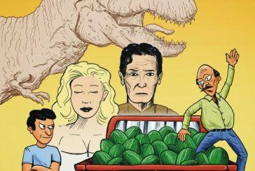 """Νέο κόμικ """"Βάλε καρπούζι και… φύγαμε"""" του Χρήστου Μακροζαχόπουλου"""