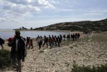 Eλεύθεροι οι μετανάστες, στον Εισαγγελέα οι διακινητές