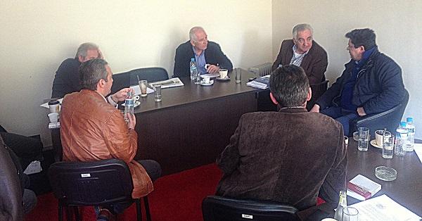 Σύσκεψη στο Δήμο Αγράφων για τις παλιές οφειλές