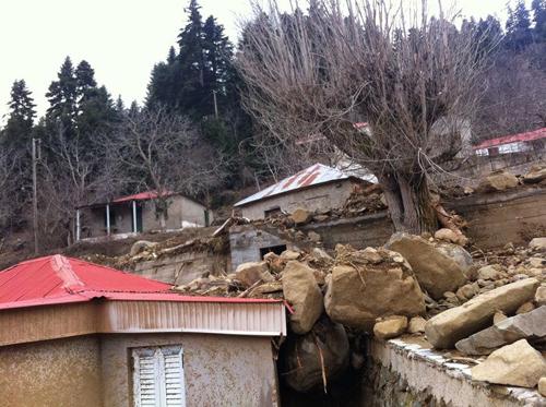 Στη Βουλή οι καταστροφές στον Δήμο Αγράφων