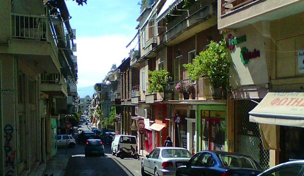 Κλοπή από Ρομά σε κατάστημα της οδού Μπαϊμπά