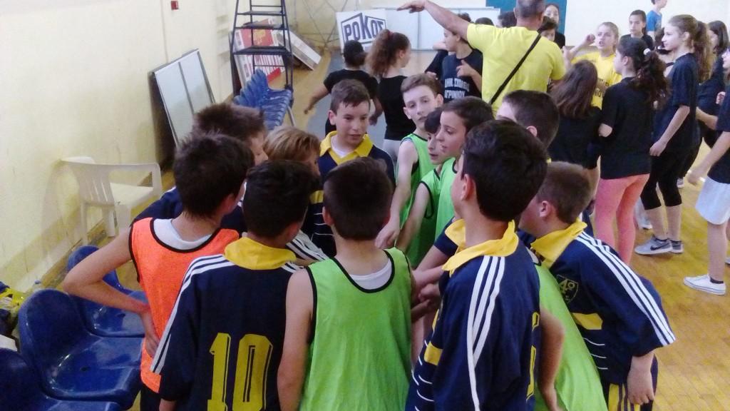 Με επιτυχία το τουρνουά  χειροσφαίρισης Δημοτικών Σχολείων
