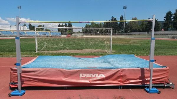 Έτοιμο το ΔΑΚ Αγρινίου για τους αγώνες στίβου της Κυριακής