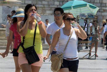 Καλοκαίρι θα δείξει το θερμόμετρο σήμερα Πέμπτη σε όλη την Ελλάδα