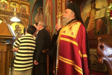 Σε λίγο η λιτάνευση του Ιερού Λειψάνου και της Εικόνας του Αγίου Χριστοφόρου