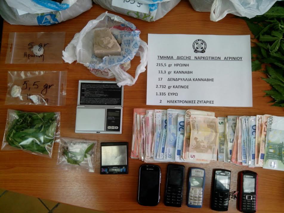 Όλες οι λεπτομέρειες για τη χασισοφυτεία και τις συλλήψεις στο Ματσούκι (φωτό)