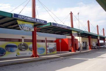 Σταθερή άνοδο παρουσιάζει η κίνηση στο αεροδρόμιο του Ακτίου