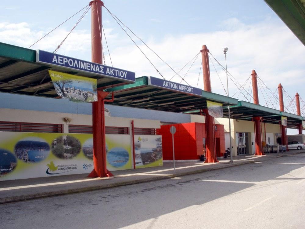 Επτά αλλοδαποί με κλεμμένα ταξιδιωτικά έγγραφα πιάστηκαν στο Αεροδρόμιο Ακτίου