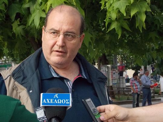 Oμιλία Φίλη στον ΣΥΡΙΖΑ Αγρινίου