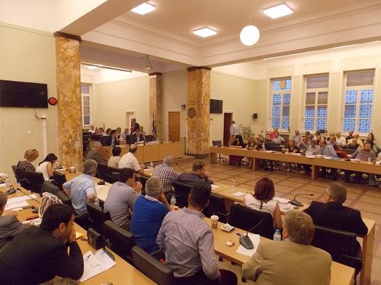Δήμος Αγρινίου:Το  Αγρίνιο-Καρπενήσι να μην αρχίσει από τον Ριγανά