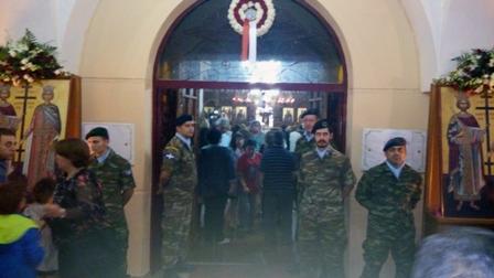 Ο Α.Σ.Ε.Ε.Δ. στις θρησκευτικές εκδηλώσεις στον Άγιο Κωνσταντίνο