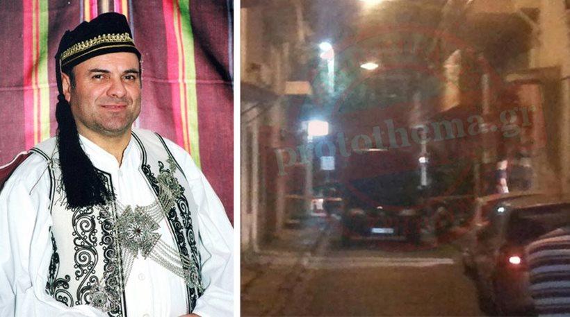 Πένθος στο Θέρμο για τον αστυνομικό που σκοτώθηκε