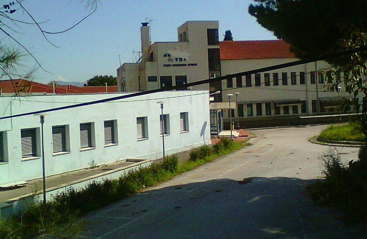 Δέσμευση Κουρουμπλή για παραχώρηση του παλαιού Νοσοκομείου