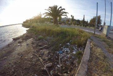 Νέα παρέμβαση από τους Saltsinistas στο Μεσολόγγι (video)