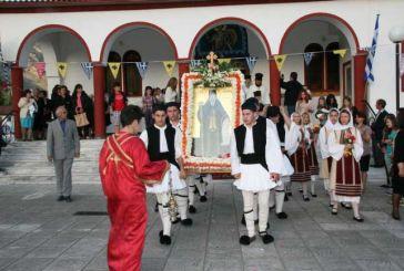 Λαμπρός εορτασμός του Αγίου Ανδρέα του Ερημίτη στο Χαλκιόπουλο