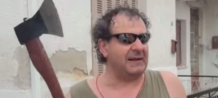 Απολαυστικό βίντεο: Ο «εξολοθρευτής φιδιών» που έγινε σταρ του Διαδικτύου