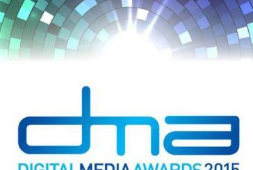 Τα βραβεία του Διαδικτύου Digital Media Awards 2015 με συμμετοχή 30 τοπικών sites!