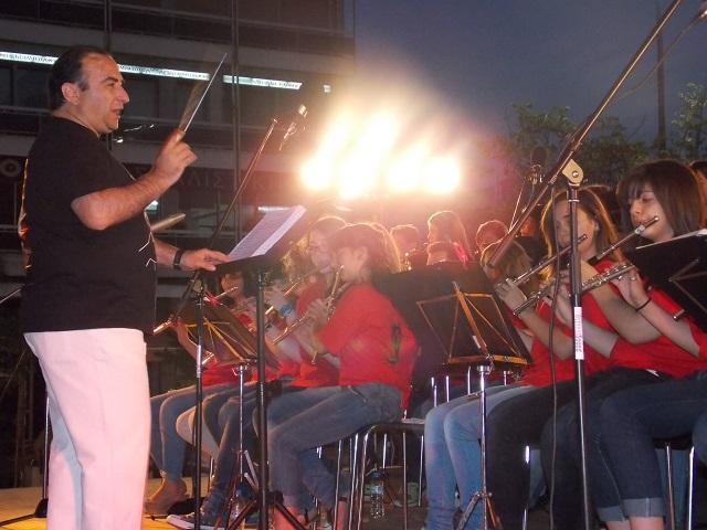"""""""Ευρωπαϊκή Γιορτή της Μουσικής"""" στο Αγρίνιο"""