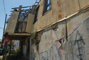 Λευκάδα: Η εγκατάλειψη του σπιτιού ενός σπουδαίου εξπρεσιονιστή καλλιτέχνη