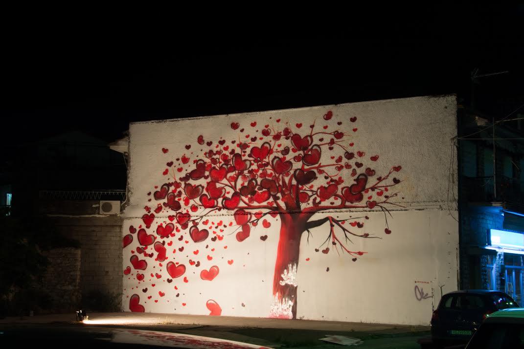 Το δέντρο της αγάπης μεγάλωσε!