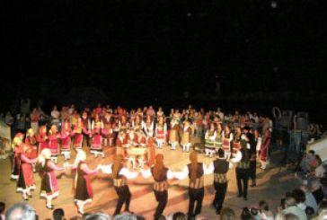 2ο Αντάμωμα χορευτικών ομάδων σχολικών μονάδων στο Αγρίνιο