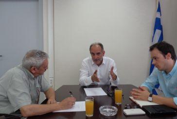 Η Υγεία στο επίκεντρο της συνεργασίας της Περιφέρειας με την 6η Υ.Πε.