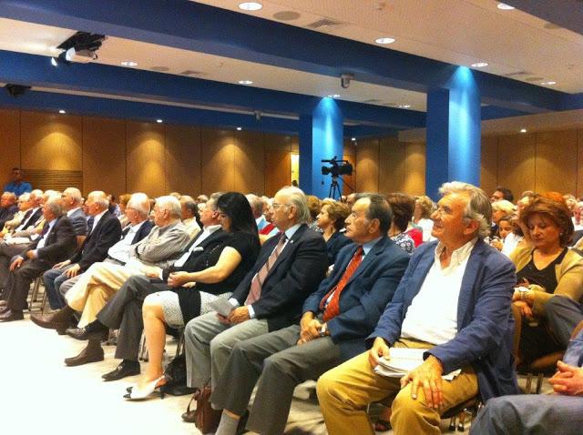 Πλήθος κόσμου τίμησε τη μνήμη της Ακακίας Κορδόση στην Αθήνα