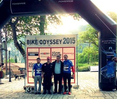 Bike Odyssey 2015 στα Άγραφα