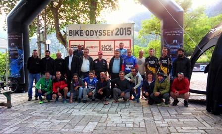 -        BIKE ODYSSEY 2015