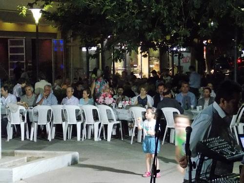 """Στις 9 Ιουνίου η """"Λαϊκή Γιορτή"""" στην πλατεία Χατζοπούλου"""