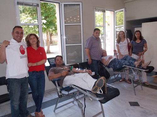 Ολοκληρώνεται με επιτυχία η Εβδομάδα Εθελοντή Αιμοδότη στο Αγρίνιο (φωτο)
