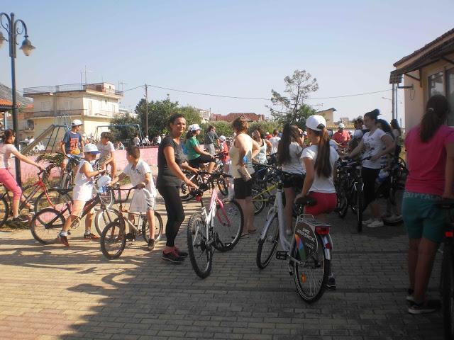 Πετυχημένη η 3η ποδηλατοδρομία Παλαίρου