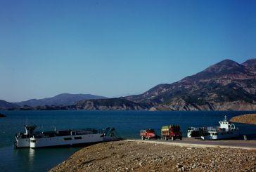 Λίμνη Κρεμαστών: Όταν είχε ferry boat αντί γέφυρας