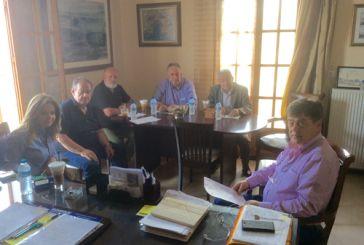 Σύσκεψη στη Βόνιτσα