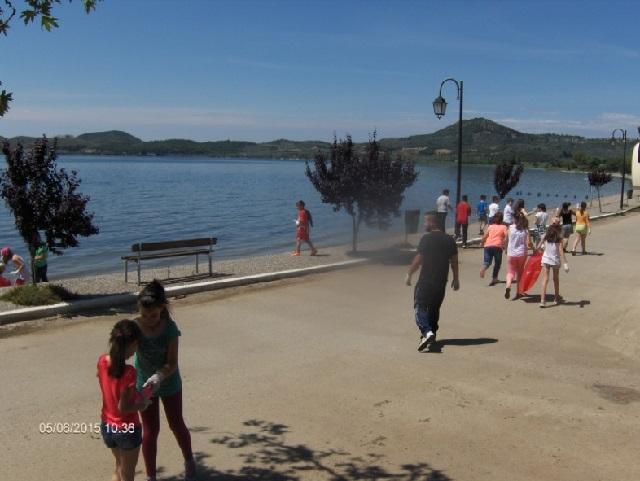 Δράσεις περιβαλλοντικού πολιτισμού από τον Φορέα Διαχείρισης της Λιμνοθάλασσας