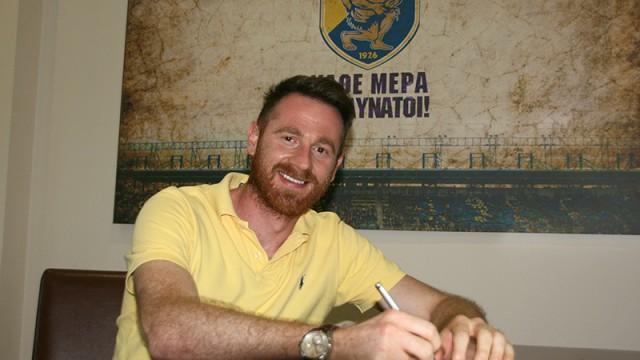 Διετές συμβόλαιο με Παναιτωλικό ο Κυριακίδης