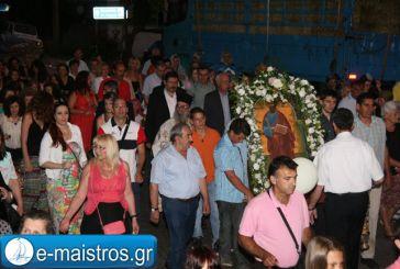Με επισημότητα ο εορτασμός του πολιούχου Μενιδίου Απόστολου Παύλου