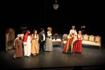 Επιτυχής η παράσταση «ο αρχοντοχωριάτης» του Καλλιτεχνικού Εργαστηρίου Αγρινίου
