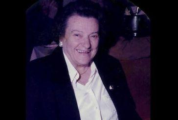 Ομόφωνα τιμή του Δημοτικού Συμβουλίου στη μνήμη της Ελένης Τσικνιά