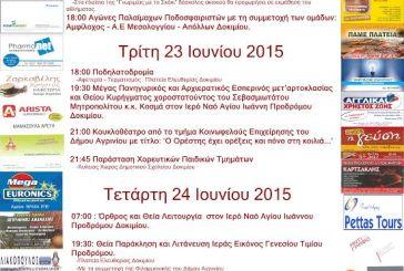 Δοκίμεια 2015